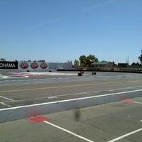 Photo taken at Sonoma Raceway by Doug M. on 9/1/2011