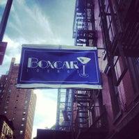 Photo taken at Boxcar Lounge by Greg B. on 5/23/2012