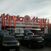 Photo taken at Media Markt by Angel T. on 11/8/2011