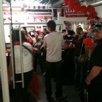 Photo taken at Union Fanshop by gero l. on 9/24/2011
