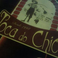 Photo taken at Toca do Chico by Ismael C. on 1/20/2012