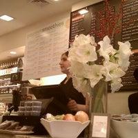 Photo taken at Blue Dog Cafe by Justin on 12/16/2011
