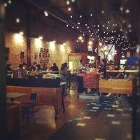 Photo taken at Intelligentsia Coffee & Tea by Steve S. on 11/19/2011