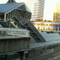 Photo taken at Convention Place Station by John H. on 9/9/2011