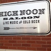 Photo taken at High Noon Saloon by Marie S. on 6/1/2012