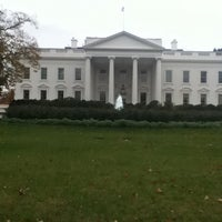 Photo taken at White House Visitor Center by Dana F. on 11/13/2011
