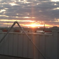 Photo taken at Gate B10 by Colin A. on 4/7/2012