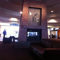 Photo taken at Colorado Springs Airport (COS) by Debra on 8/19/2011