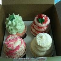 Photo taken at Gigi's Cupcakes by Christen B. on 9/7/2011