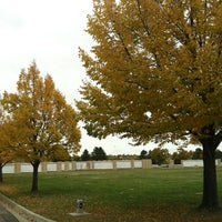 Photo taken at Fort Logan National Cemetery by Pamela J. on 10/25/2011