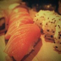 Photo taken at Nobori Japanese Restaurant by Radu C. on 1/7/2012