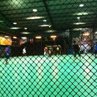 Photo taken at Challenger Sport Center by Mohd Zamrizal Z. on 3/16/2012