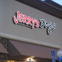 Photo taken at Jerry's Wood-Fired Dogs by Jonathan S. on 3/29/2012