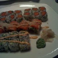 Photo taken at Empire Asian Bistro by Christi C. on 9/25/2011