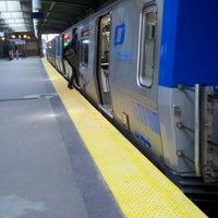 Photo taken at Newark PATH Station by Jon K. on 3/24/2012