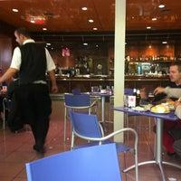 Photo taken at Los Rosales by Raquel R. on 11/19/2011