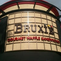 Photo taken at Bruxie by Sharon F. on 1/16/2012