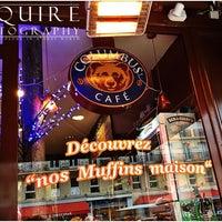 Photo taken at Columbus Café by David E. on 12/30/2011