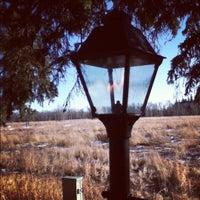 Photo taken at Fish Creek Park - Glennfield by Viktor L. on 2/21/2012