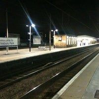 Photo taken at Finsbury Park Railway Station (FPK) by Gordon B. on 10/13/2011
