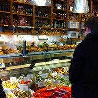 Photo taken at Milano Market by Karl P. on 2/11/2012