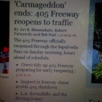 Photo taken at Carmageddon by Carol 'Red E. on 7/17/2011