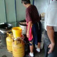 Photo taken at Ming Han Food Court by Chityong K. on 12/20/2011