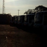 Photo taken at Transportation ( KRP ) Pool A Mundu SCM Pertamina EP Region Jawa by Krisna H. on 1/5/2012