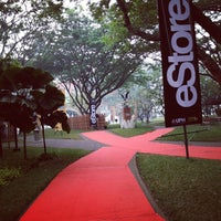 Photo taken at Universitas Pelita Harapan by Sharleen A. on 8/28/2012