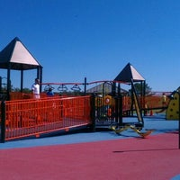 Photo taken at Kid's Cove at Mount Trashmore Park by Keith P. on 9/1/2011