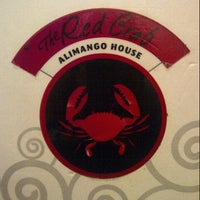 Photo taken at The Red Crab Alimango House by Mohamed F. on 9/8/2012