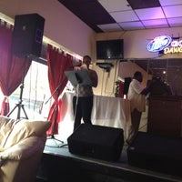Photo taken at Vinum Coffee & Wine Lounge by Ty'mon N. on 6/8/2012