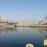 Photo taken at Naval Station San Diego by Krit S. on 8/31/2012