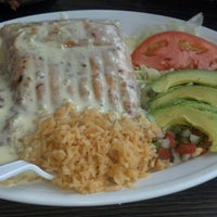 Photo taken at Taqueria Mixteca by Lindsey B. on 6/30/2012