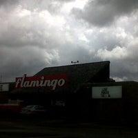 Photo taken at Flamingo Lounge by Carla J. on 4/29/2012