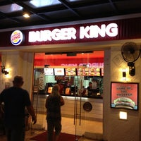 Photo taken at Burger King by Reza F. on 5/18/2012