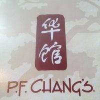 Photo taken at P.F. Chang's Asian Restaurant by Karen C. on 4/2/2012