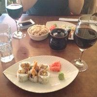 Photo taken at Tokyo Sushi by Corey on 4/28/2012