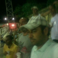 Photo taken at Estadio Chico Marques by Willian A. on 4/13/2012