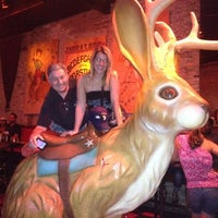 Photo taken at The Jackalope by Suzie B. on 8/26/2012