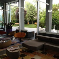 Photo taken at Mod 05 Living Hotel Castelnuovo del Garda by Gert on 5/26/2012