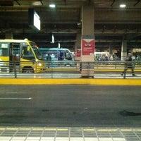 Photo taken at Estación Intermodal Bellavista de la Florida by Karito A. on 5/12/2012