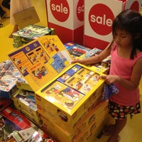 Photo taken at The LEGO Store by Abby E. on 7/25/2012