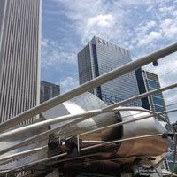Photo taken at Jay Pritzker Pavilion by Tatiana V. on 5/28/2012