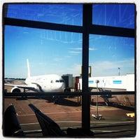 Photo taken at Terminal B (KBP) by Mari V. on 6/14/2012