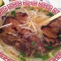 Photo taken at Nha Trang One by brandon k. on 3/28/2012