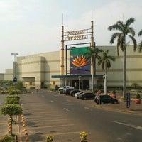 Photo taken at Pantanal Shopping by João N. on 9/13/2012