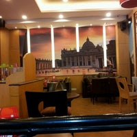 Photo taken at Costa Coffee by Anuja P. on 11/25/2011