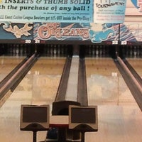 Photo taken at Orleans Bowling Center by Harry M. on 8/31/2011