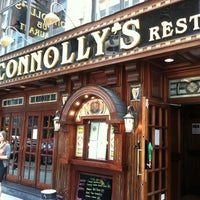 Photo taken at Connolly's Pub & Restaurant by Nick W. on 6/10/2011